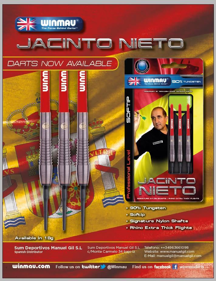 Dardos Jacinto Nieto