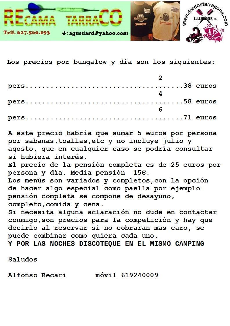 HORARIOS CAMPEONATO SOLIDARIO  21-04-2015    ESTE  1