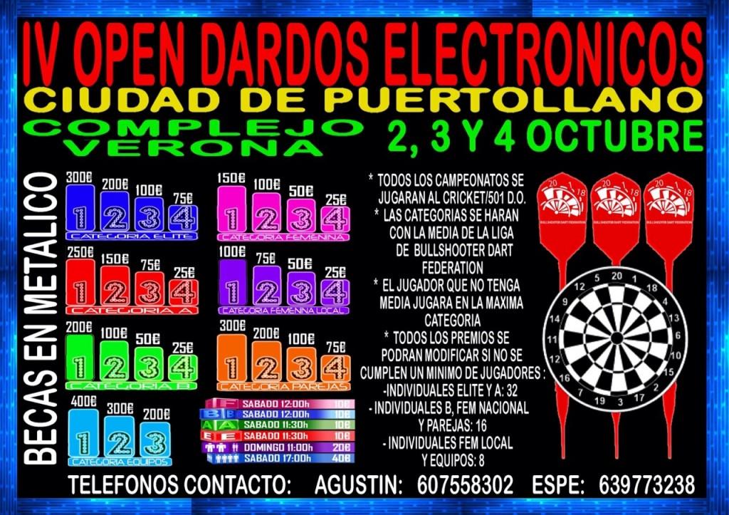 Open Dardos Puerto Llano