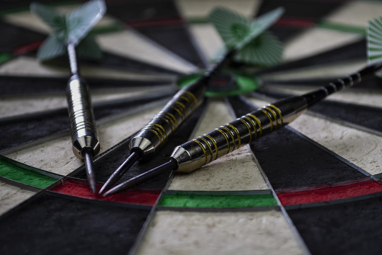 Review de los mágnificos target darts