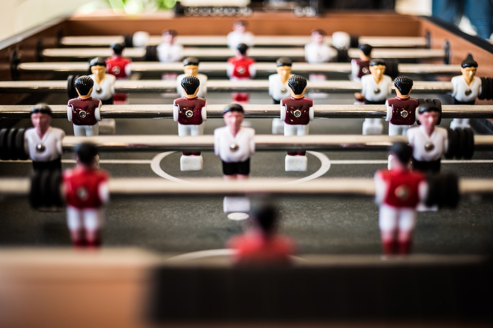 Los trucos más efectivos para ganar partidas de futbolín