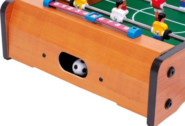 ¿Cómo elegir el mejor futbolín de madera?