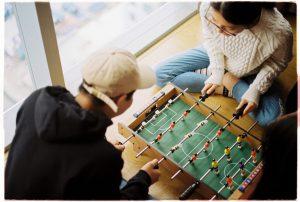 Futbolines y billares… ¿cuál elegir?