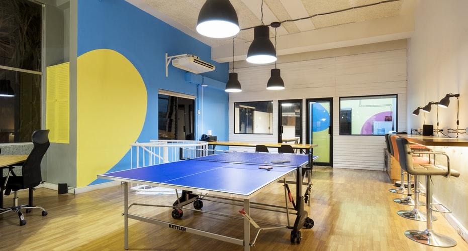 ¿Cuáles son las medidas de una mesa de ping pong?